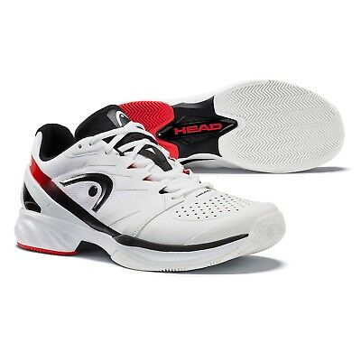 newest 3c8ae a2249 Head Sprint Pro 2.0 CLAY Men s Tennis Court Shoes Sneakers White Black -Reg   120