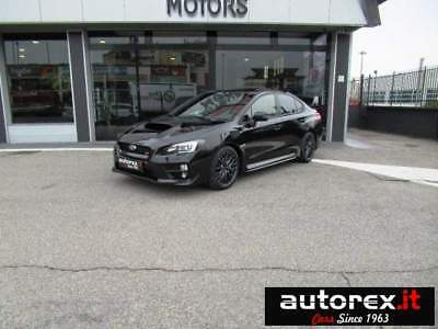 Subaru wrx sti 2.5 s-package