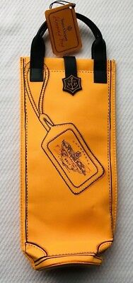 Champagne Veuve Clicquot Ponsardin Insulated Bottle Shopping Cool Bag