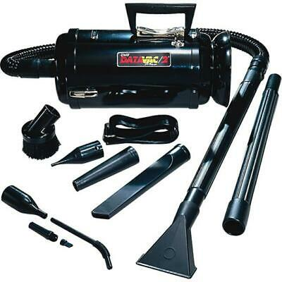 MetroVac MDV-3TAV 1.17 PHP DataVac Pro Series Vacuum-Blower with Variable Con...