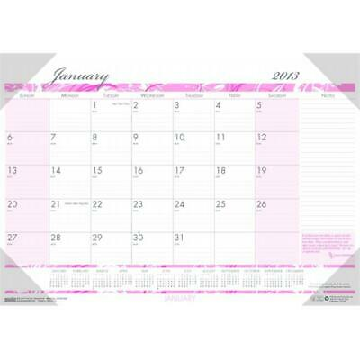 House of Doolittle Breast Cancer Aware Desk Pad the product for the current year