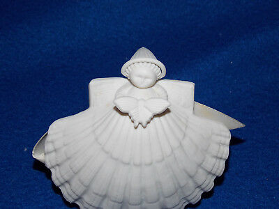 """Excellent Condition 1988 Margaret Furlong 4""""  BUTTERFLY ANGEL Retired 1996 Rare"""