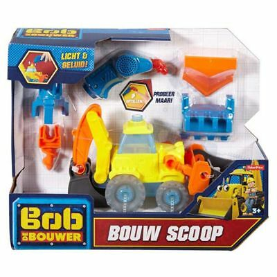 Fisher Price Bob De Bouwer Bouw Scoop