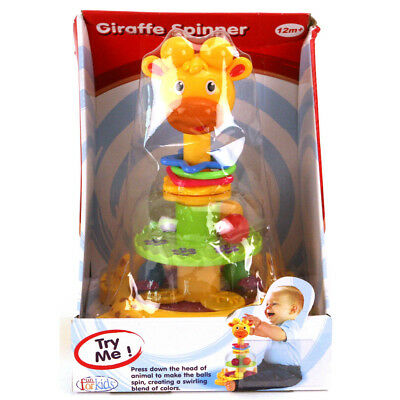 Fun For Kids Giraffe Spinner