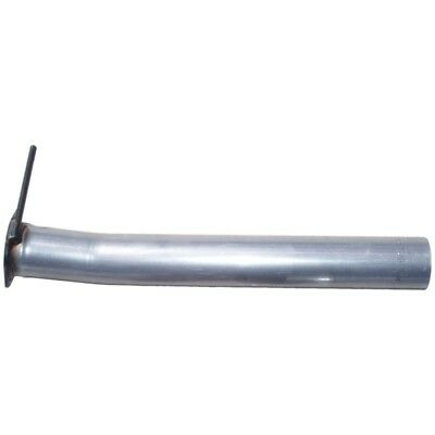 MBRP FAL414 Aluminized Steel Catalytic Converter Test Pipe for Ford F-250/F-350