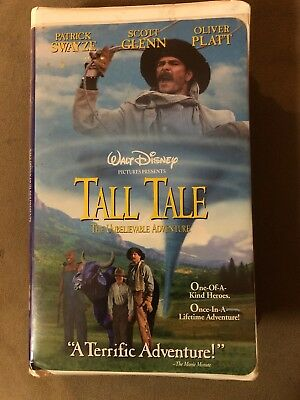 Tall Tale: The Unbelievable Adventure (VHS, 1996)