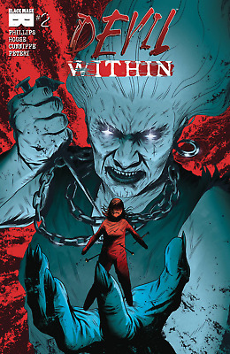 Devil within #2 (of 4) Comic Book 2018 - Black Mask