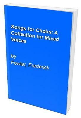 CHOIR SONG BOOKS, Songs of Devotion,Easy Standard Athems