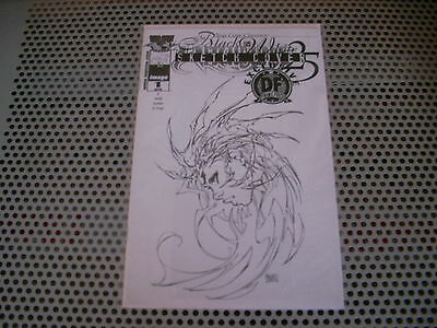 Witchblade : Issue #25 (DF Exclusive Black Foil Edition)