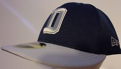 the best attitude 65d1f 189d5 New Era 59Fifty Dallas Cowboys NFL Cap Hat Men s Fitted 7 1 2 Big D