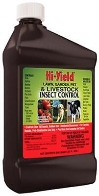 Ferti-lome 2.1lbs Hi-Yield Concentrate Lawn Garden Pet Livestock Insect Control