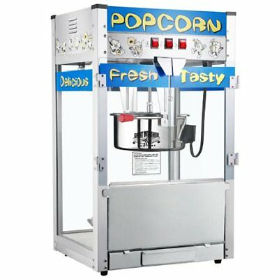 6210 Great Northern Pop Heaven Commercial Quality Popcorn Popper Machine, 12