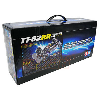 Tamiya 1:10 TT02RR 4WD Chassis Kit EP 4WD RC Cars Touring On Road #47382