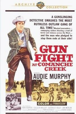 Gunfight At Comanche Creek - Movie Dvd