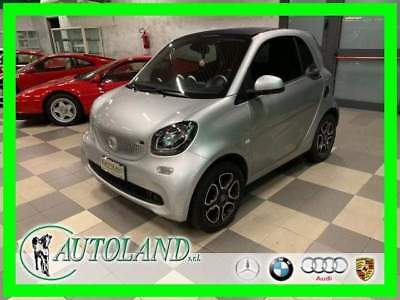 SMART ForTwo 70 1.0 twinamic Passion Pelle Totale Rossa