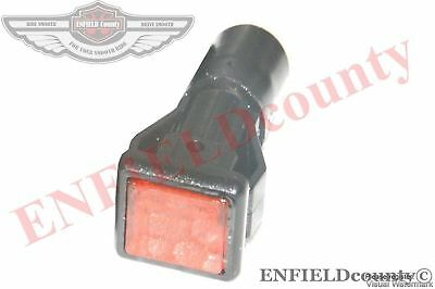 New Vespa Anzeige Tail Lamp Taillight Amber Px Mk1 Pe Early Scooter