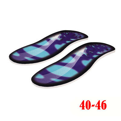 Orthotic Flat Feet Foot High Arch Gel Heel Support Shoe Inserts Insoles Set 2019