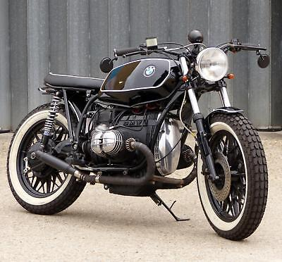 1983 Bmw R65, Tastefully Customized Urban Bobber,
