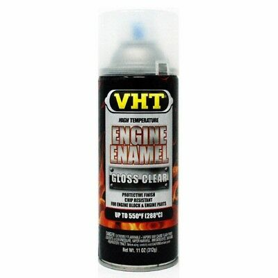 Vht Gloss Clear Engine Enamel High Temperature Paint (312G)