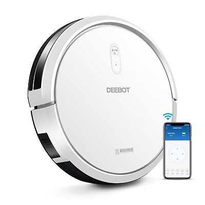 ECOVACS DEEBOT N79T Robot Vacuum Cleaner with Max Power Suction