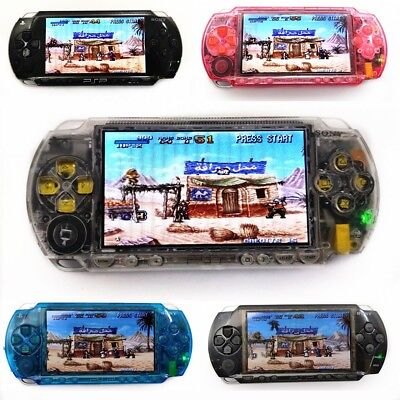 Refurbished Sony PSP-1000 Handheld System Game Console - Color Optional PSP 1000