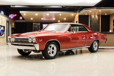 1967 Chevrolet Chevelle SS Frame Off Built, SS! 454 V8, 6-Speed Manual, Posi, PS, PB, Disc, Over $100k Inv