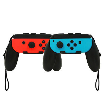 2 Pack Wear resistant Joy con Controller Handle Grip Holder for Nintendo Switch