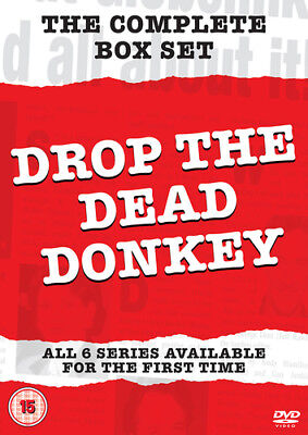 Drop the Dead Donkey: The Complete Series DVD (2015) Robert Duncan ***NEW***
