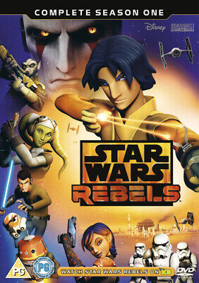 Star Wars Rebels: Complete Season 1 DVD (2015) Simon Kinberg ***NEW***
