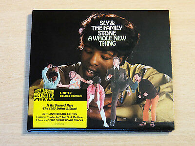 Sly & The Family Stone/A whole New Thing/2007 CD Album