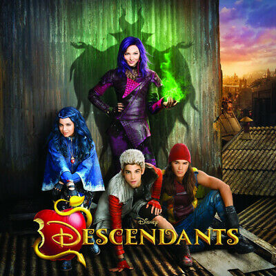 Various Artists : Descendants CD (2015) ***NEW*** FREE Shipping, Save £s