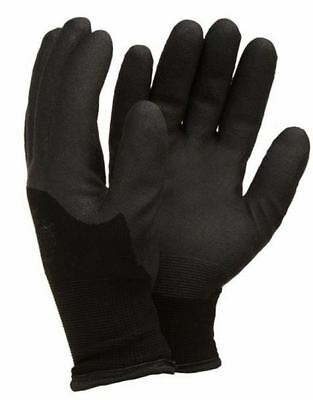 Le Mieux Thermal Winter Work Gloves - Black - X Large - BN