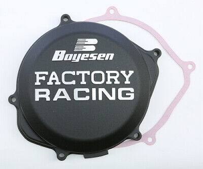 Boyesen Factory Clutch Covers CRF450R 09-13 (Black) CC-06AB 0940-1110 59-7206AB