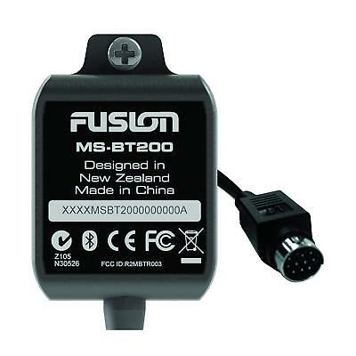 Fusion MS-BT200 Bluetooth Dongle Fusion 700 Series and MS-RA205 Marine Stereo