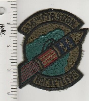 US Air Force Subdued Patch 336 Tactical Fighter Squadron