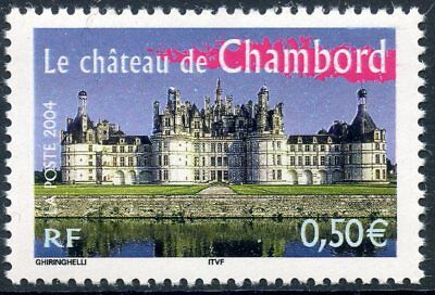 Stamp / Timbre France Neuf N° 3703 ** Le Chatreau De Chambord