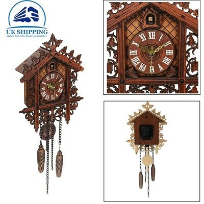 Modern House Art Cuckoo Vintage Hanging Clock Large Clock European Wall decor