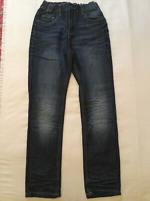 Boys Blue Jeans For Age 10 In Excellent Condition