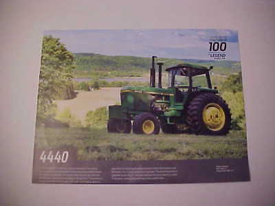 "1978,1979,1980,1981,1982 John Deere ""Model 4440"" NOS calendar photo EZ frame"
