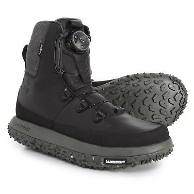 huge inventory 407c9 7f832 UNDER ARMOUR FAT TIRE GOVIE BOA Gore-Tex mens Insulated Winter Snow Hiking  Boots
