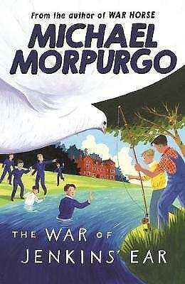 NEW -  the WAR OF JENKINS' EAR -  MICHAEL MORPURGO   JENKINS