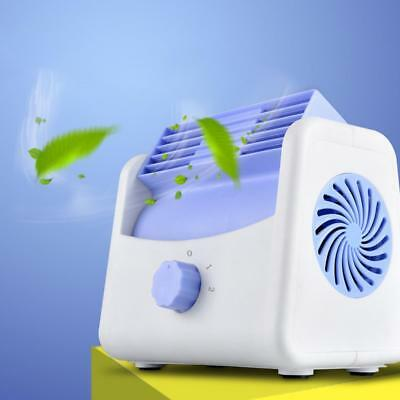 DC 12V-24V Car Air Conditioner Quiet Cooling Fan Portable Auto Vehicle Cooler