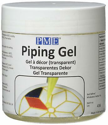 PME 325g Piping Gel Cake Baking Icing For Decorating Cakes NEW -  FAST DELIVERY