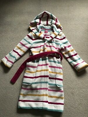 Gorgeous River Island Girls Dressing Gown Age 7 8 Eur 897