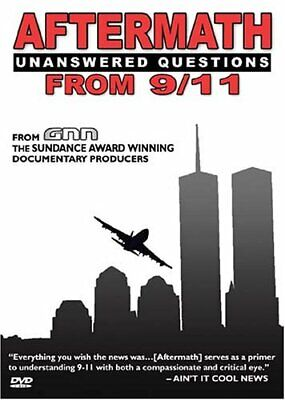 Aftermath: Unanswered Questions From 9/11 [DVD] [2003] [Region 1] ... -  CD POVG
