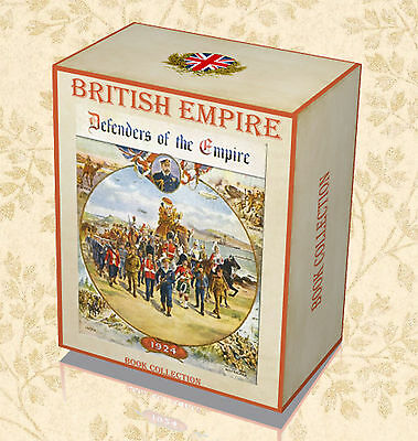 220 British Empire Books On Dvd - Great Britain History Colonies Military Map A2