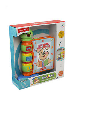 Fisher-Price Livre Interactif Comptines Mattel