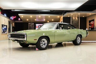 1970 Dodge Charger  Dodge Charger! Built 440ci V8, A833 4-Speed Manual, Sure-Grip, Disc, PS, PB