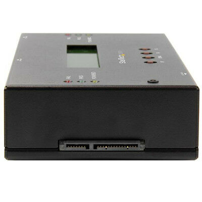 "1:1 Standalone Hard Drive Duplicator and Eraser for 2.5"" / 3.5"" StarTech.com"