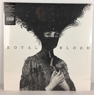 Royal Blood - Royal Blood LP Record - 180 Gram Vinyl - BRAND NEW